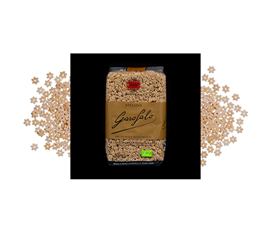Pasta Garofalo - N° 5-103  Whole Wheat Stelline