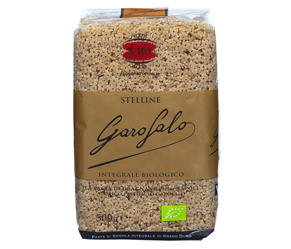 Pasta Garofalo - Whole Wheat Stelline