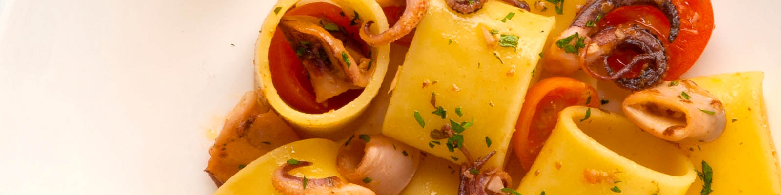 Pasta Garofalo - Calamarata with squid