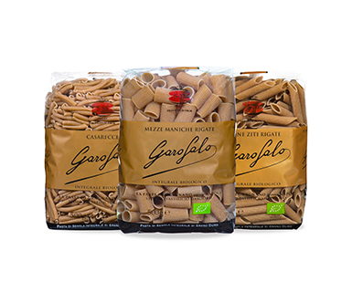 Pasta Garofalo - Organic Whole Durum Wheat Semolina