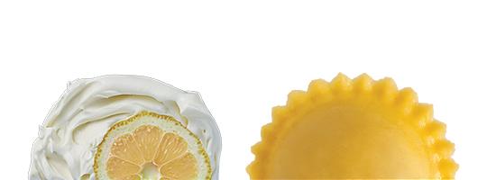 Pasta Garofalo - Girasoli Mascarpone et citron