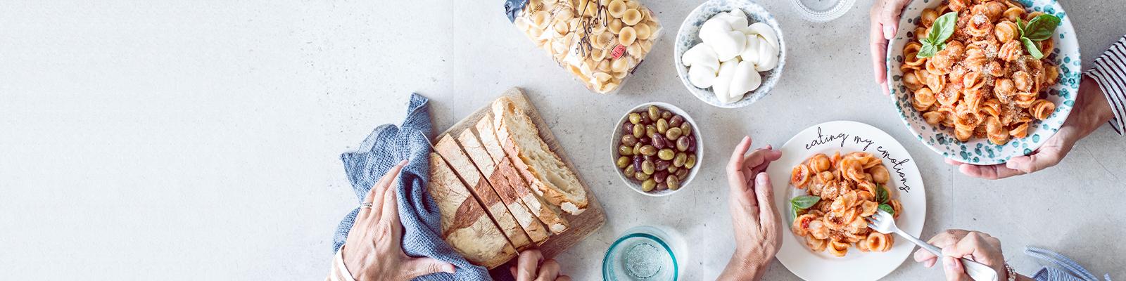 Pasta Garofalo - Des pâtes uniques