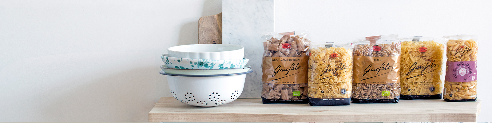 Pasta Garofalo - Produits