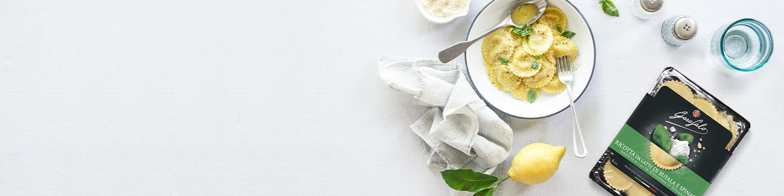 Pasta Garofalo - Pâtes Fraîches