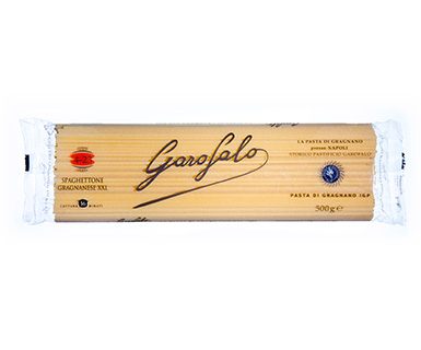 Pasta Garofalo - Spaghettoni Gragnanesi XXL bekroond op de Brands Award 2019