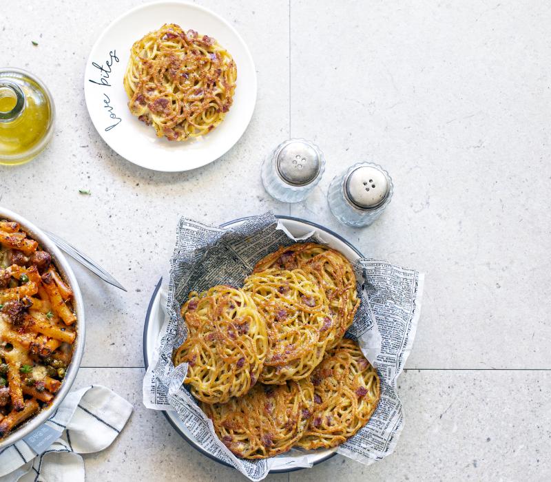Pasta Garofalo - Frittata Met Spaghetti