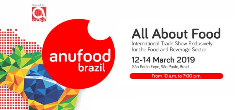 Pasta Garofalo - ANUFOOD BRAZIL 2019 – all about food