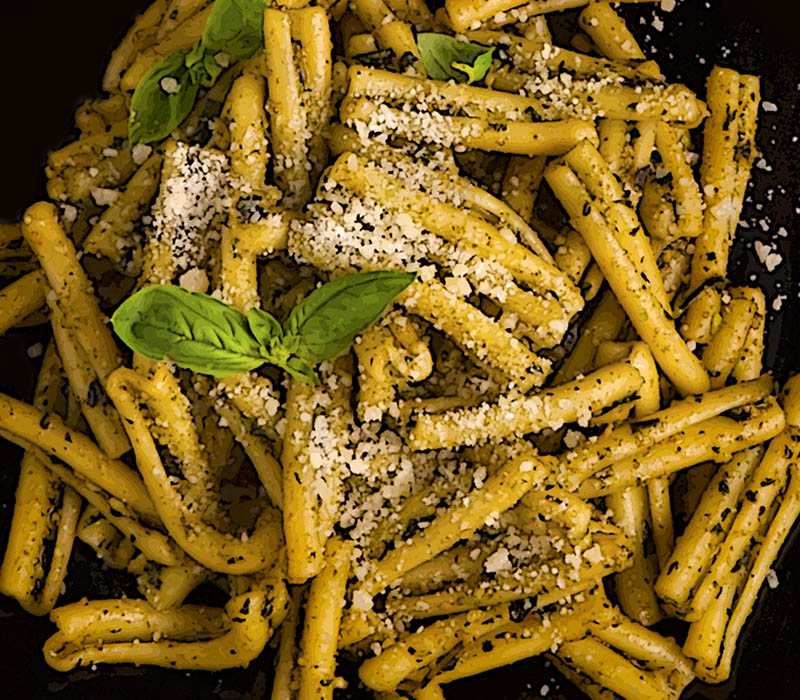 Pasta Garofalo - Casarecce com pesto