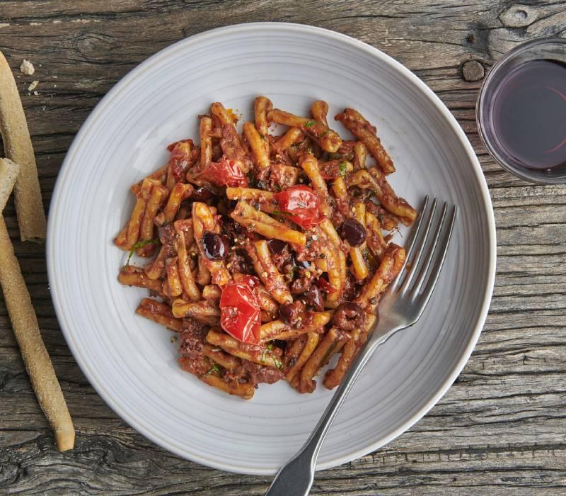 Pasta Garofalo - Casarecce Garofalo alla puttanesca