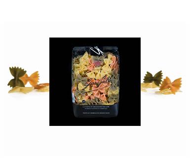 Pasta Garofalo - N° 37-3  Farfalle tricolore