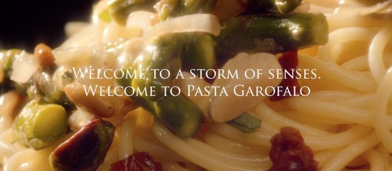 Pasta Garofalo - Storm of Senses