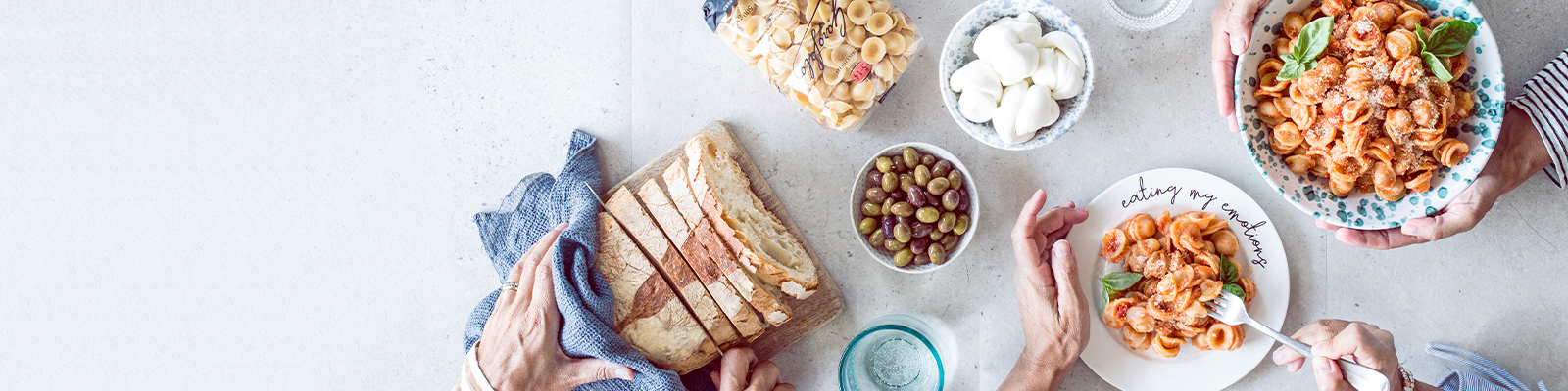 Pasta Garofalo - The Garofalo World