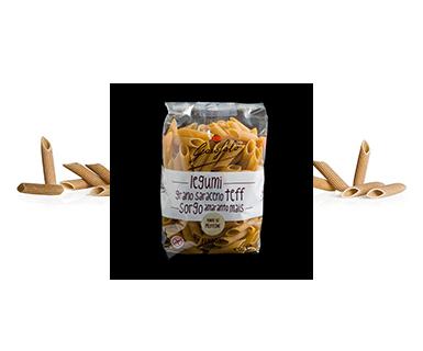 Pasta Garofalo -  Pennoni aux légumineuses et céréales