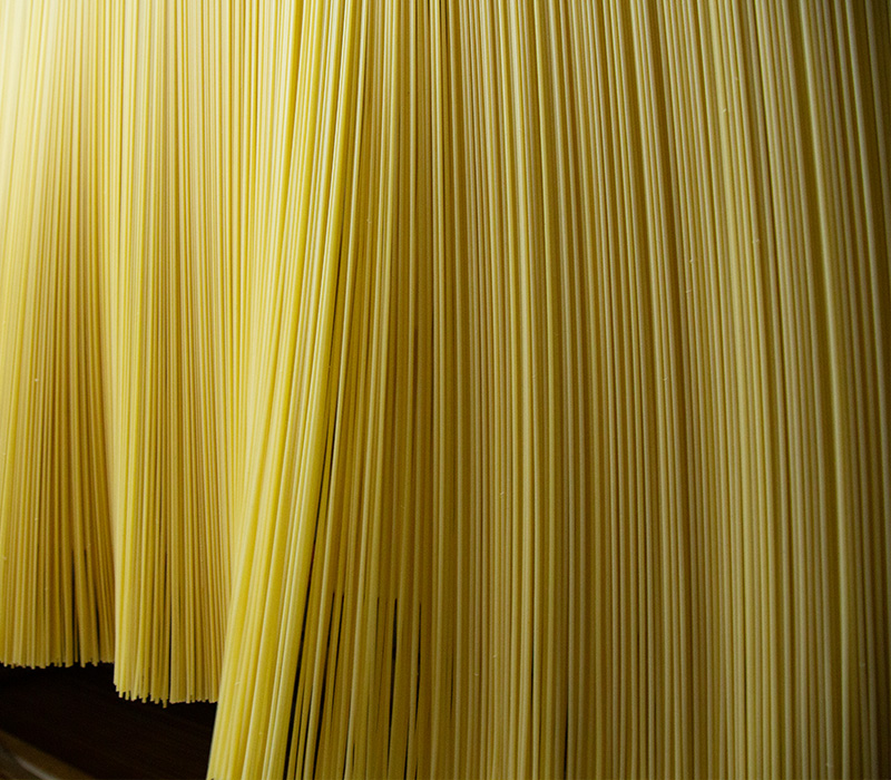 Pasta Garofalo - La fabrication sans compromis