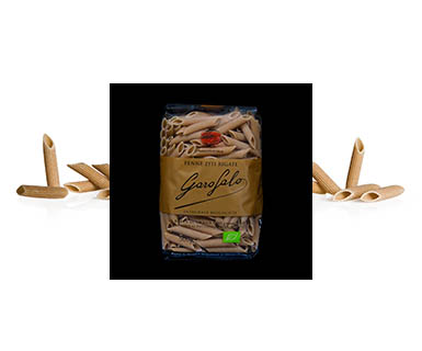 Pasta Garofalo - N° 5-70  Penne Ziti Rigate Vollkorn