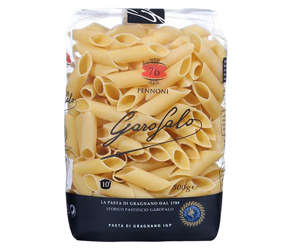Pasta Garofalo - Pennoni Lisci