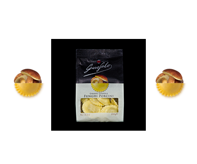 Pasta Garofalo -  Girasoli Mit Steinpilzen