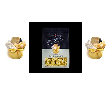 Pasta Garofalo -  Saccottino ai tre formaggi