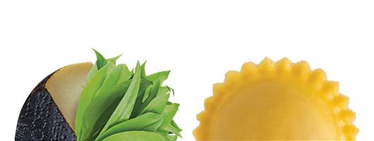 Pasta Garofalo - Girasoli all'aglio orsino