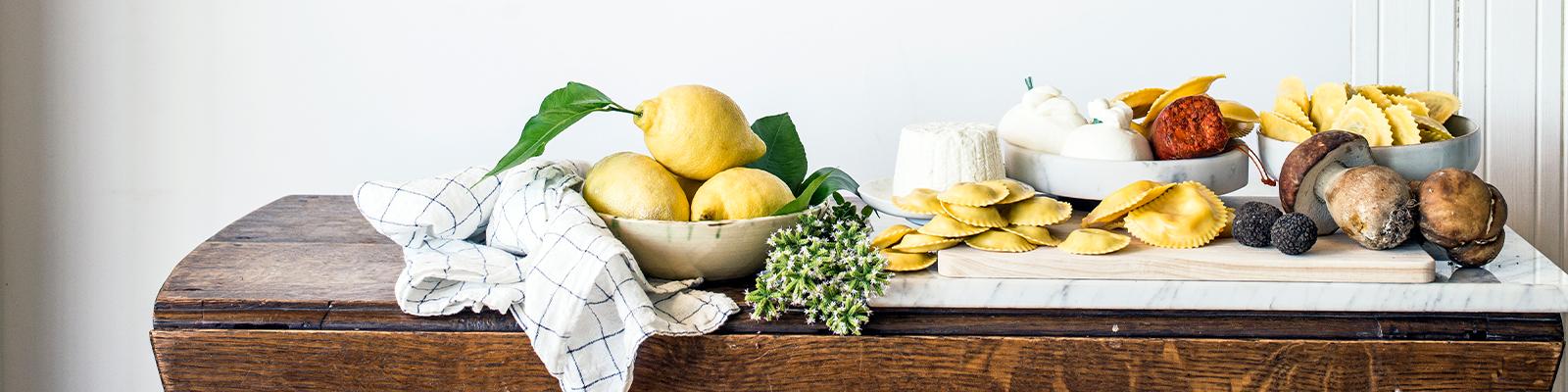 Pasta Garofalo - Gefüllte Frische Pasta