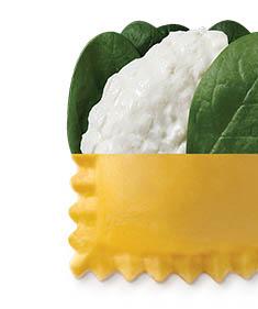Pasta Garofalo - Ravioli ricotta e spinaci