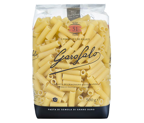 Pasta Garofalo - Cannolicchi Rigati