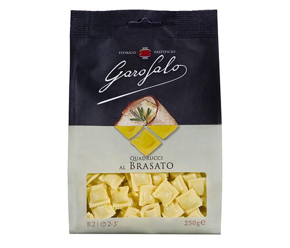 Pasta Garofalo - Quadrucci à la viande braisée