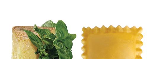 Pasta Garofalo - Ravioli Basilic et pecorino
