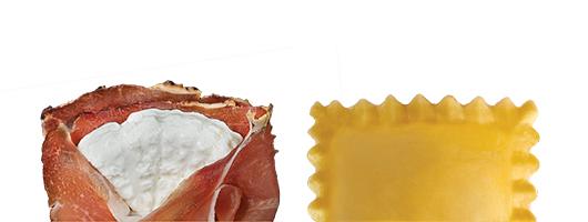 Pasta Garofalo - Ravioli au speck
