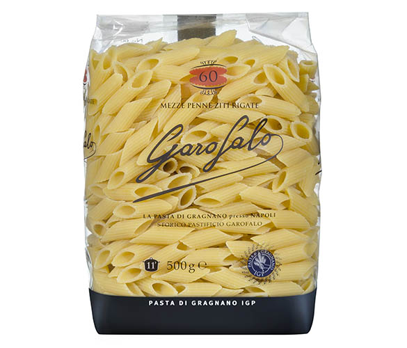 Pasta Garofalo - Mezze Penne Rigate