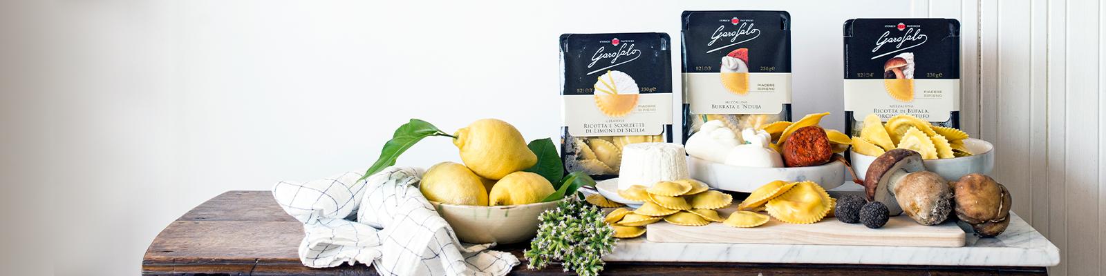 Pasta Garofalo - Pasta Fresca Ripiena