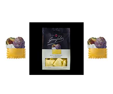 Pasta Garofalo -  Ravioli Artischocken ai Carciofi