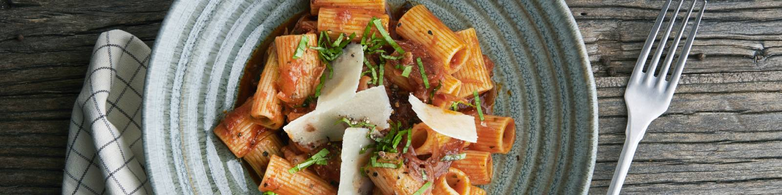 Pasta Garofalo - Rigatoni amatriciana