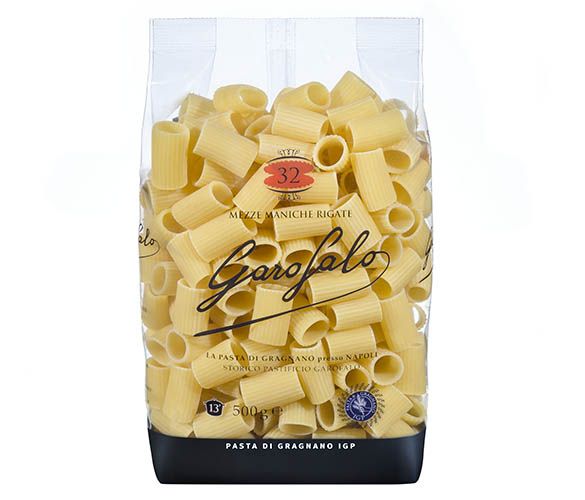 Pasta Garofalo - Mezze Maniche Rigate