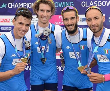 Pasta Garofalo - Pasta Garofalo ist die Pasta der Ruder-Champions