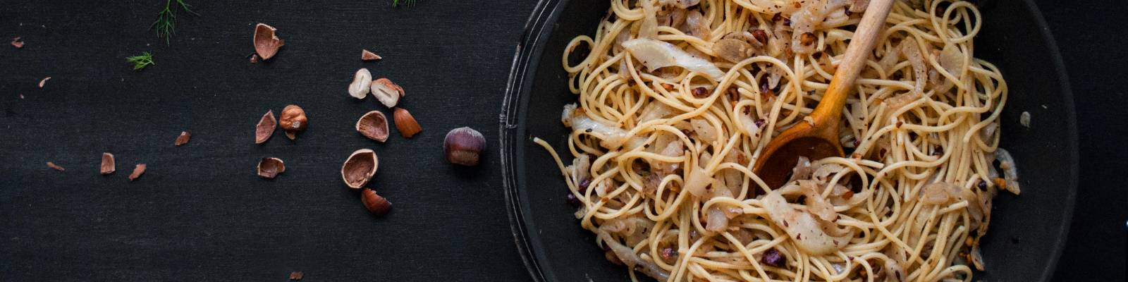 Pasta Garofalo - Spaghetti mit Fenchel in Haselnussbutter – Sara Heinen