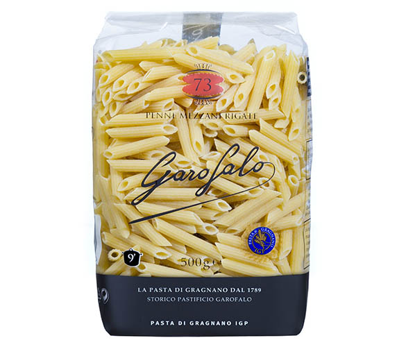 Pasta Garofalo - Penne Mezzani Rigate