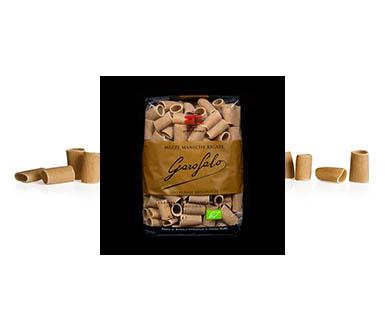 Pasta Garofalo - N° 5-32  Mezze Maniche Rigate Integrales