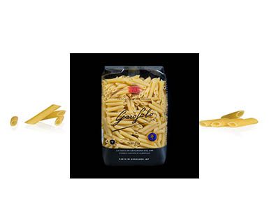 Pasta Garofalo - N° 73  Penne Mezzani Rigate