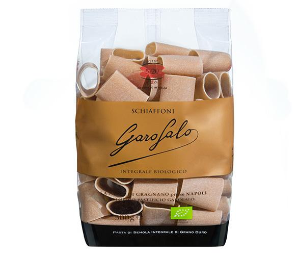 Pasta Garofalo - Schiaffoni integrales