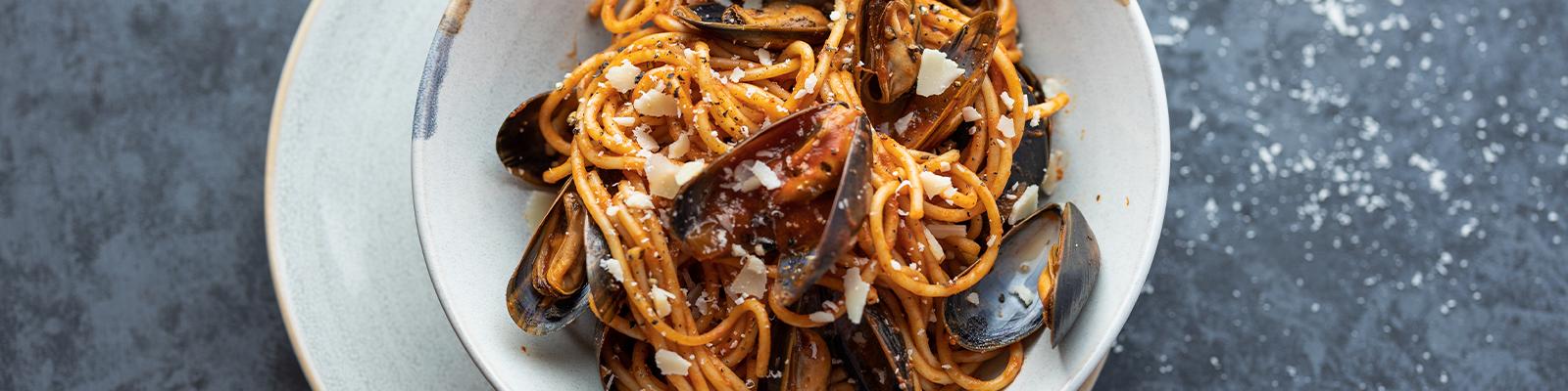 Pasta Garofalo - Linguine con marisco