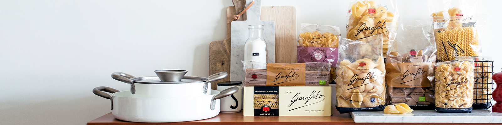 Pasta Garofalo - Productos