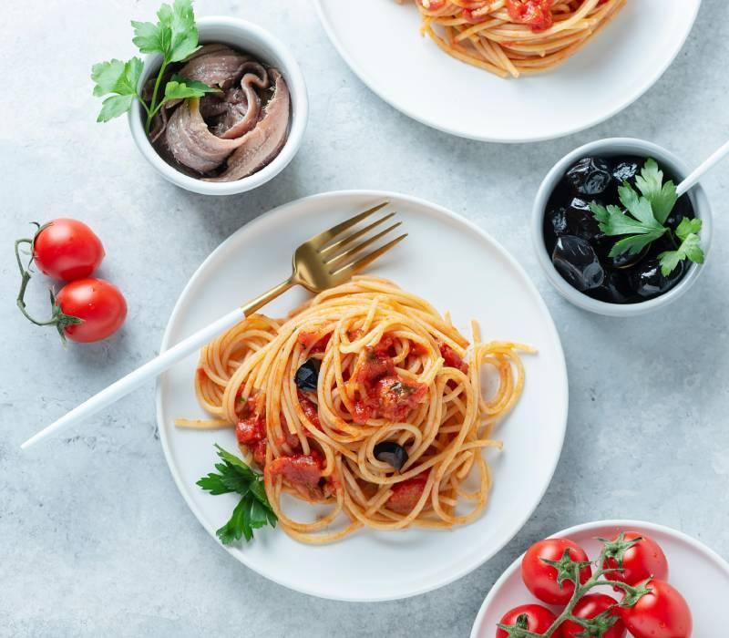 Pasta Garofalo - Spaghetti alla puttanesca