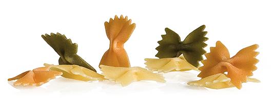Pasta Garofalo - Farfalle Tricolore