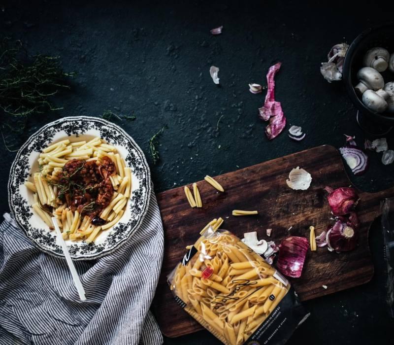 Pasta Garofalo - Casarecce con ragù vegano