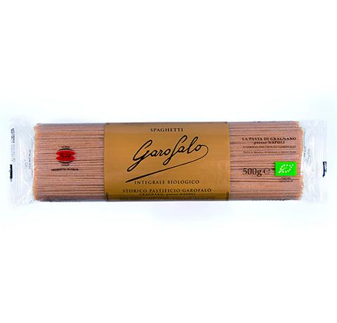 Pasta Garofalo Spaghetti Integrales (n.5-09)