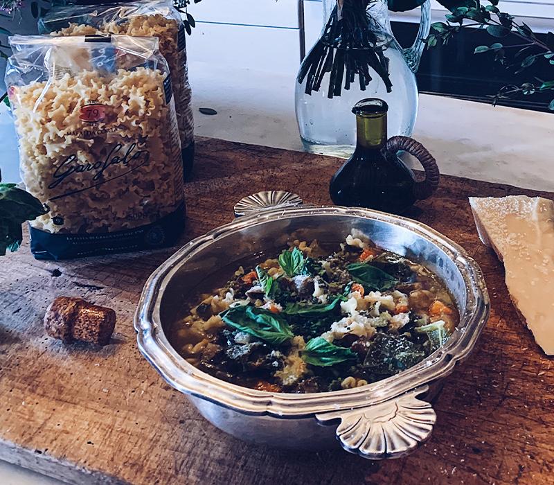 Pasta Garofalo - Minestrone de invierno