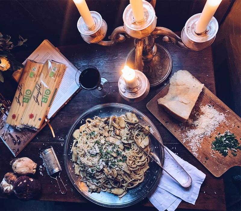 Pasta Garofalo - Spaghetti bio con boletus
