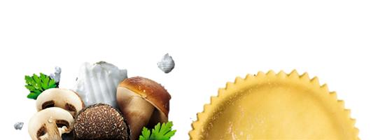 Girasoli Champignons Cèpes Truffes