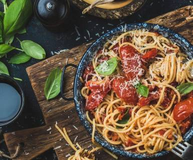 Pasta Garofalo - Suis nous sur Instagram